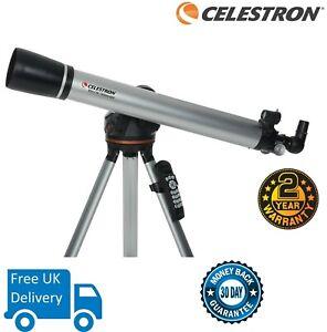 Celestron-80LCM-F11-25-80mm-GoTo-Computerized-Refractor-Telescope-UK-Stock