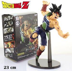 DRAGON BALL Z   Figurine Big Budokai Barduck  Editeur Banpresto .