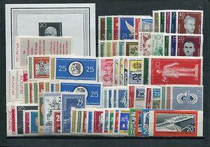 3974-DDR-1960-Jahrgang-postfrisch-komplett