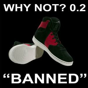 "JORDAN WESTBROOK 0.2 ""BANNED"" RETRO BLACK RED WHY NOT ZERO TWO 854563-001 11.5"
