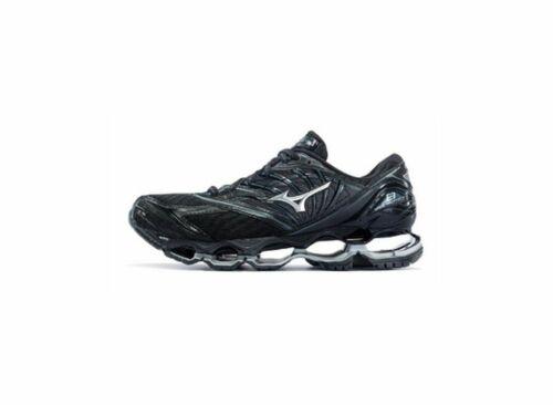 Mizuno Wave Prophecy 8 Women/'s Running Shoes Black Silver J1GD190004 19J