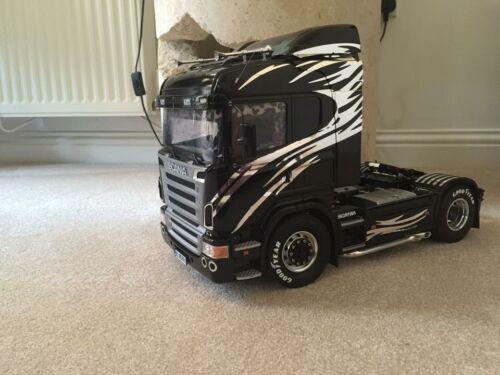 toute couleur * Tamiya Scania 1//14 Camion Stripe Decal Set
