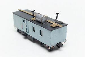 HO-BUILT-CUSTOM-ROUNDHOUSE-MDC-MOW-MAINTENANCE-COOK-MINING-LOGGING-KITCHEN-CAR