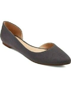 Flats Clothing, Shoes & Accessories Womens Mossimo Supply Gretel D Orsay Ghillie Lace Ballet Flats Shoes Nwob C296
