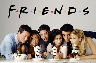 Posters USA - Friends TV Show Series Poster Glossy Finish ...