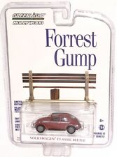 GREENLIGHT 1:64 Scale Hollywood Series 12 Forrest Gump VOLKSWAGEN Classic BEETLE