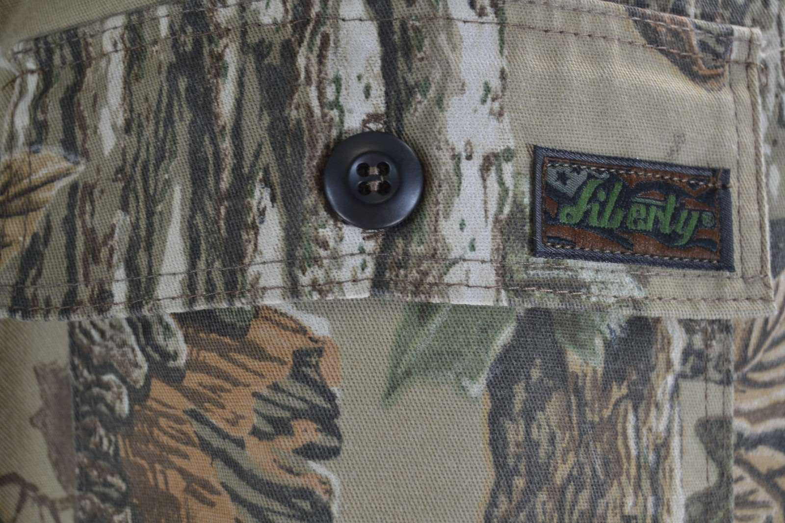 Liberty Camo Pants 2XL Regular 44-46 x 33
