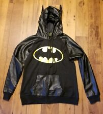 Batman Kids DC Comics Full Zip Licensed Costume Hoodie with