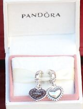 3081acc2c Authentic Pandora My Special Sister Sterling Silver Bead Charm 791383 NWOB