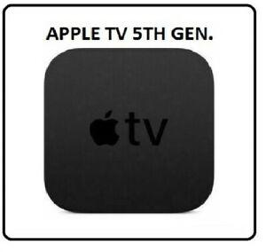 TV-Apple-de-5th-generacion-transmisor-de-medios-HD-4K-32GB-A1842-MQD22-Ll-a-no-Remoto