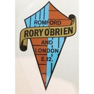 Rory O'Brien siège/Head Crest  </span>