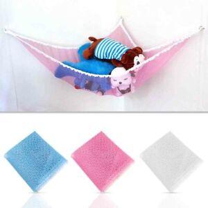Large Soft Toy Hammock Mesh Net Teddy Bear Storage Baby
