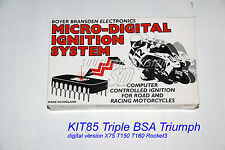 Triumph Digital elektr. Zündung Boyer Bransden ignition T150 T160 X75 Rocket3