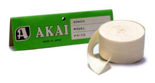 NEW Old Stock Akai Head Cleaning Fabric M-7 M-8 X-355 345 M10 X-1800 4000 X-150D