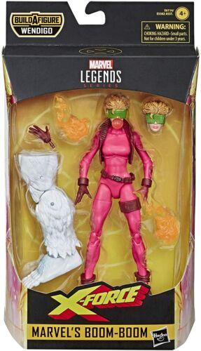 Marvel/'s Boom Boom Marvel Legends Series Figura-Wendigo Build-a-figura