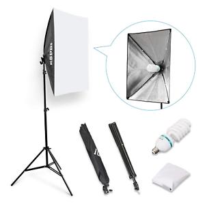 ESDDI-20-034-X28-034-Softbox-Portable-Photography-Lighting-Kit-Photo-Equipment-Studio