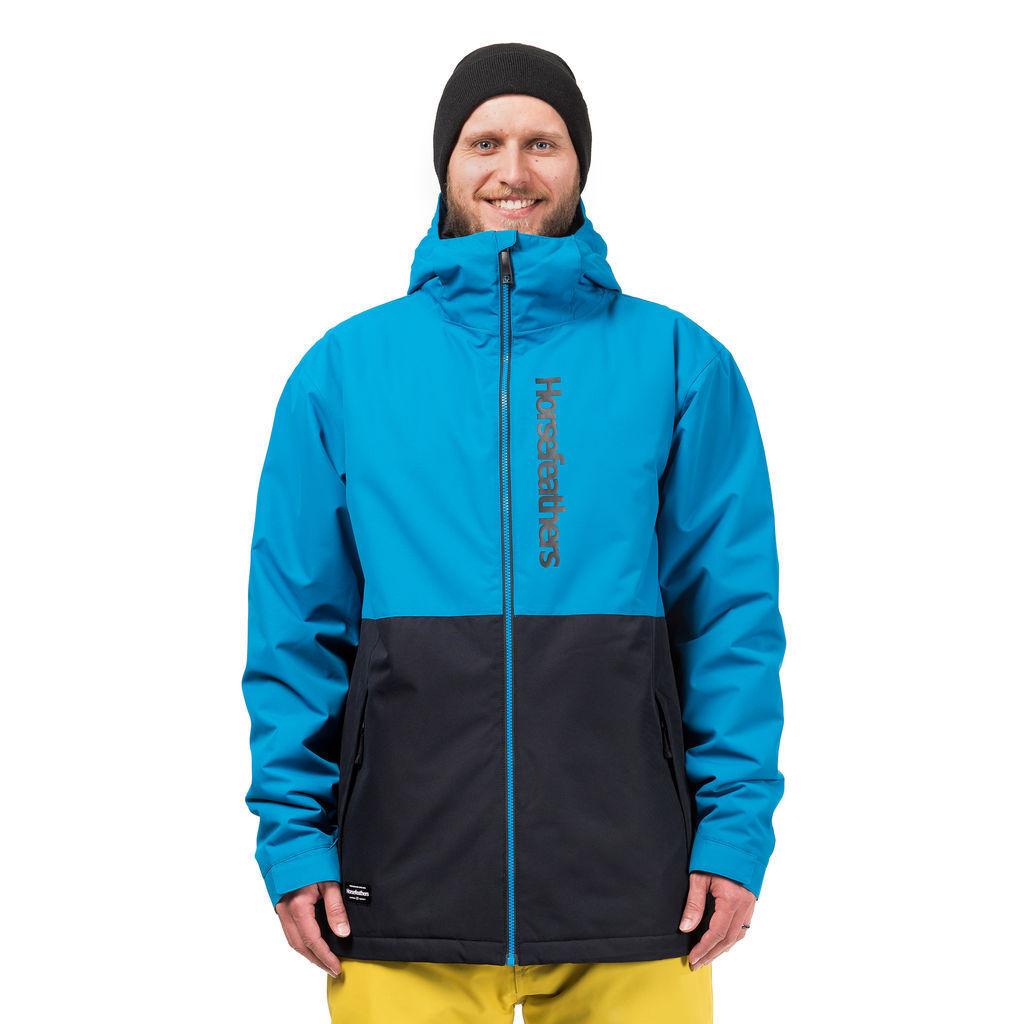 Giacca Snowboard HORSEFEATHERS DAGGER JACKET blu