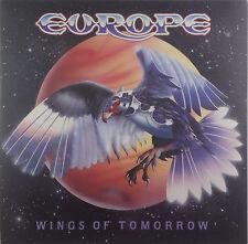 """12"""" LP-Europe-Wings of Tomorrow-k2843-Slavati & cleaned"""