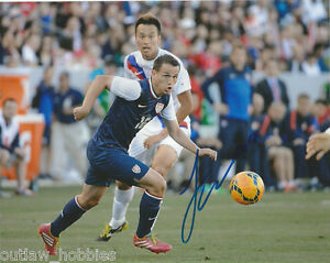 Team-USA-Luis-Gil-Autographed-Signed-8x10-Photo-MLS-COA-B