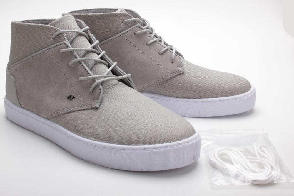 Boxfresh Midz Combo lt grey E-12025 hellgrau Gr. 41-45 Schuhe Boots