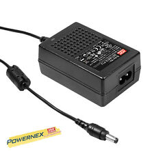 [POWERNEX] MEAN WELL NEW GST18B05-P1J 5V 3A 15W Industrial Adaptor