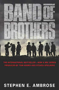 Band-of-Brothers-by-Stephen-E-Ambrose-Good-Book-Paperback-Fast-amp-FREE-Delive