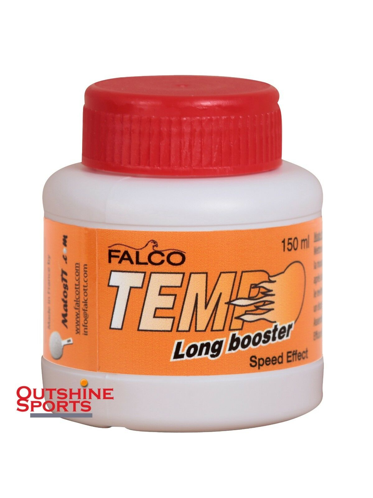 Falco Tempo Long Booster Table Tennis Rubber Glue  Booster