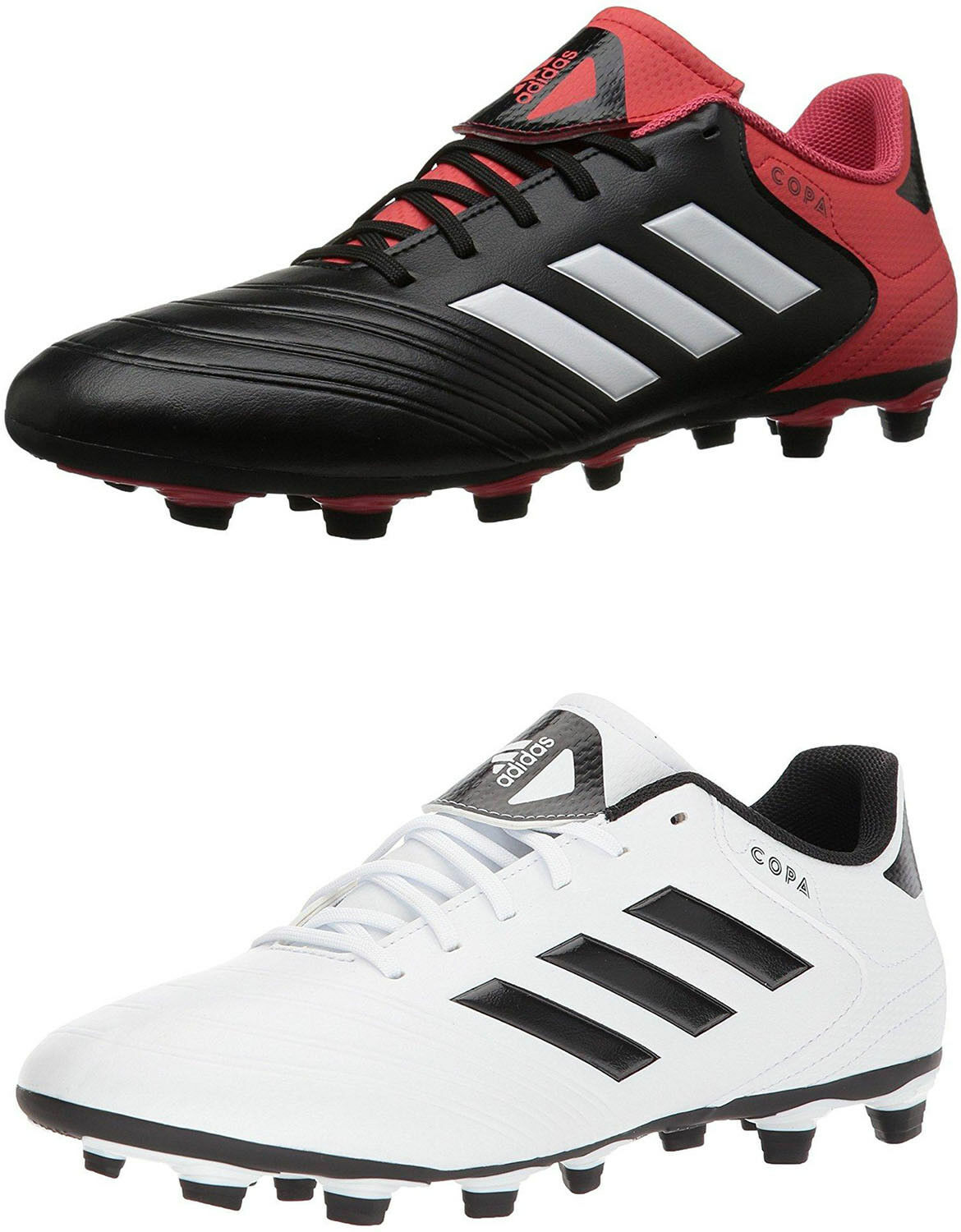 Adidas Men's Copa 18.4 Firm Ground Soccer Cleats, 2 colors