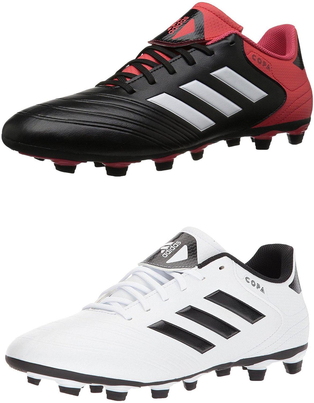 adidas Men s Copa 18.4 Firm Ground Soccer Cleats a1d07b19e