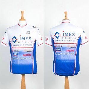release date great deals 2017 outlet on sale Details about MENS DECCA CYCLING SHIRT RACE JERSEY MULTI SPONSOR ROAD BIKE L