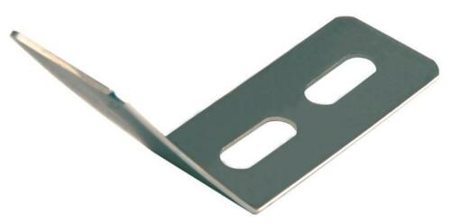 Stainless Steel Laser Rudder Retaining Clip