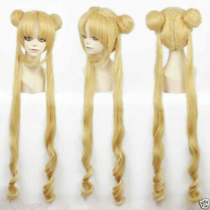 Girl-Sailor-Moon-Cosplay-Costumes-Wig-Tsukino-Usagi-And-Princess-Serenity-wig