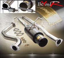 1994-2001 Acura Integra Gs/Ls/Rs Dc2 Jdm Gunmetal Catback Exhaust Muffler System