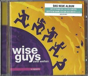 WISE-GUYS-ZWEI-WELTEN-A-CAPPELLA-CD-2012-NEU