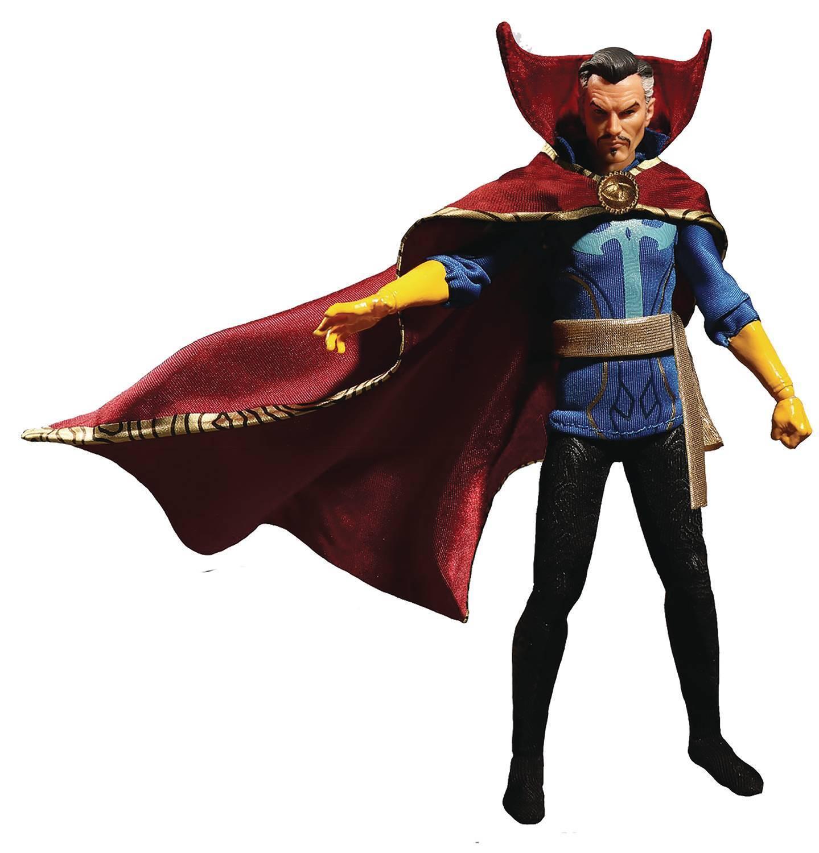 Mezco One 12 Doctor Strange Action Figure MINT NEW IN BOX