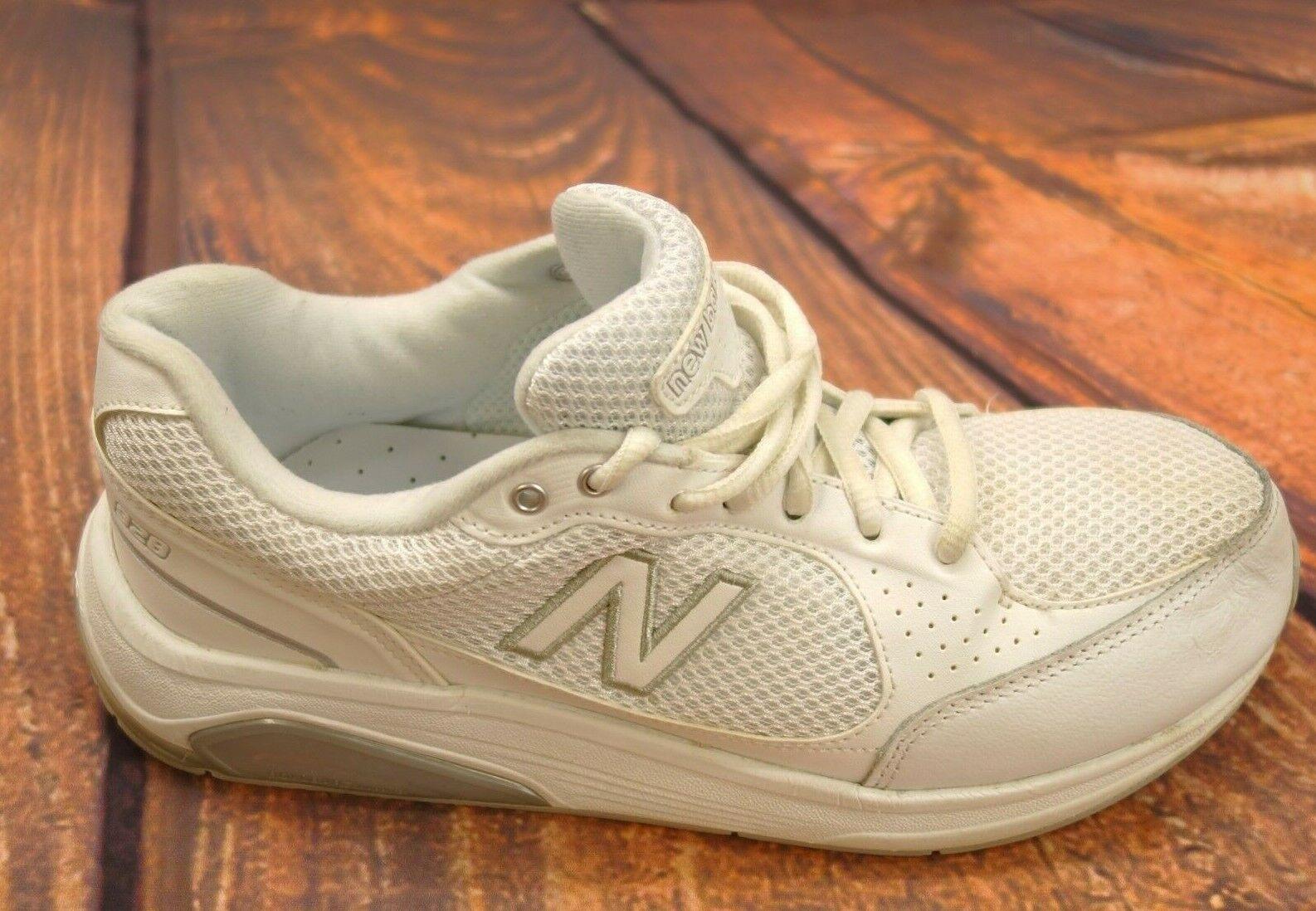 New Balance 928 US 7.5 Eu 38 Breit Weiß Stability Komfort Wandern Damen Schuhe