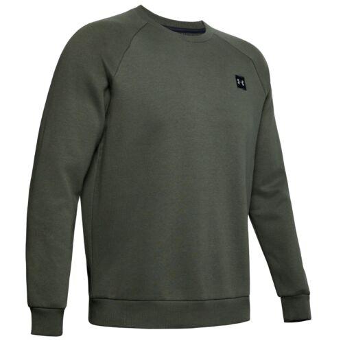 Under Armour Rival Fleece Crew Long Sleeve Shirt Herren Langarmshirt 1320738