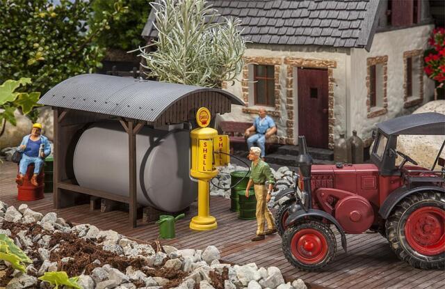 Neu POLA G 331736-1//22,5 G Kleine Tankstelle