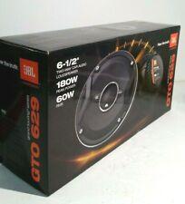 Renewed Set of 2 JBL GTO629 Premium 6.5-Inch Co-Axial Speaker