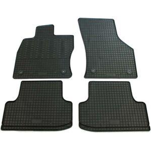 Gummimatten-VW-Golf-7-VII-Leon-A3-Gummi-Fussmatten-Gummifussmatten-Satz-4-Teilig
