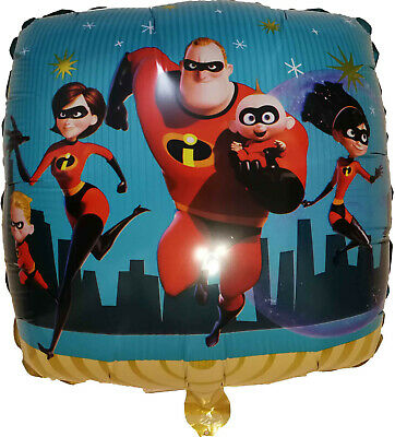 The Incredibles 2 Balloon Birthday Party Decorations Party Supplies Toy Favor