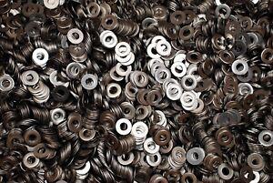 1000-Stainless-Steel-10-Machine-Screw-10-32-10-24-Flat-Washer-18-8-SS