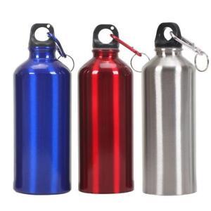 Aluminio-Portatil-Exterior-Bicicleta-Sports-Agua-Botella-Beber-Hervidor-con-Tapa