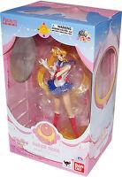 Sailor Moon Crystal Sailor Moon Figuarts Zero Figure Bandai Tamashii Licensed