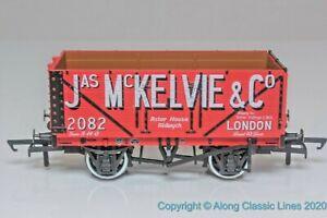 Oxford-Rail-OR76MW7026-OO-Gauge-7-Plank-Open-Wagon-039-McKeivie-London-039