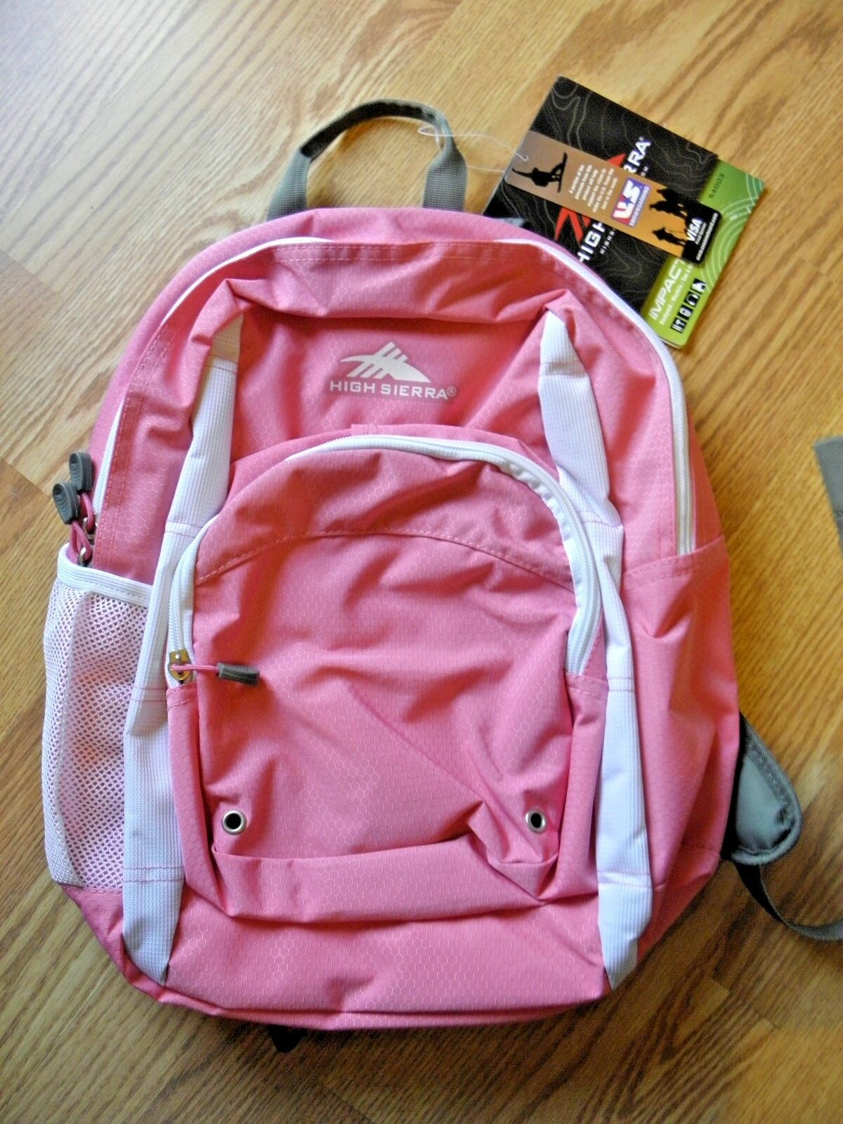 Pink Vs Backpack Review- Fenix Toulouse Handball