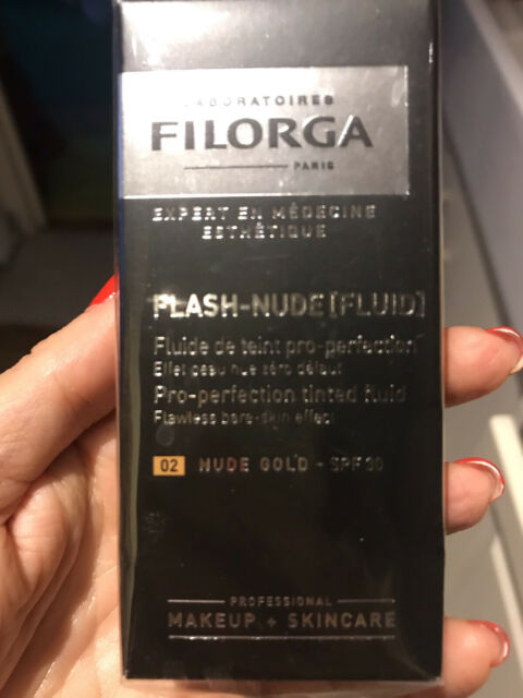 FILORGA Flash-Nude [Fluid] Gold 02 - 30ml