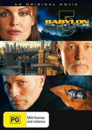 1 of 1 - DVD - Babylon 5: The Lost Tales (Used)
