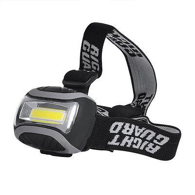Bergsteigen & Klettern Sport Cob Led Stirnlampe Kopflampe Headlight Wandern Camping Fahrrad Licht 1,5w