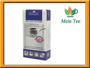 1x-100-Stueck-TEEFILTER-Finum-XS-Papierfilter-mit-Lasche-Teesieb
